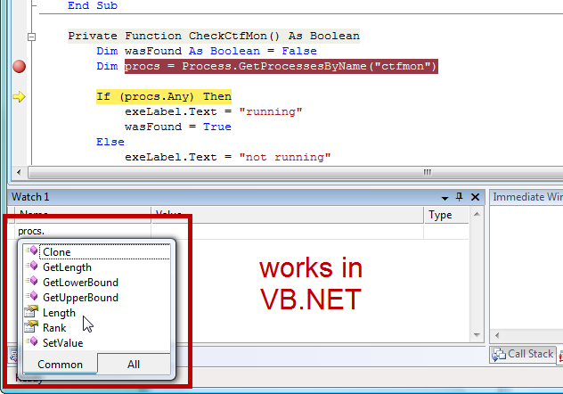 vb.net-intellisense-working